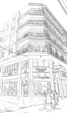 Al carrer Bonsuccés hi hagué la Cooperativa Obrera Manresana