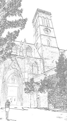 La Seu de Manresa va estar a punt de ser enderrocada el 1936 com a símbol de la repressió