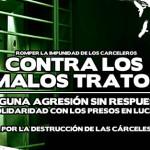 14 de maig | Xerrada encausats de Lleida per lluitar contra la tortura a les presons