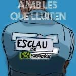 [Manresa] Solidaritat amb la vaga de personal tècnic Movistar