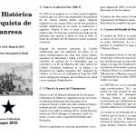 III Ruta Històrica Anarquista de Manresa
