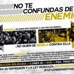 Continuen les dispersions dels presos de l'Operació Pinyata
