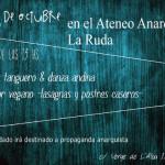 3 d'octubre: vermout tanguero, dansa andina i dinar a la Ruda