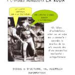 Tornen els tallers d'autodefensa a l'Ateneu Anarquista la Ruda