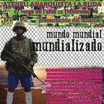 "9 set.|Xerrada presentació del text ""Mundo, mundial, mundializado"" a la Ruda"