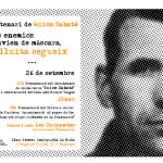 26 setembre | Centenari Quico Sabaté