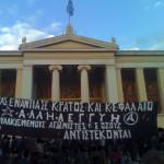 Reflexions sobre Grècia amb companyes anarquistes