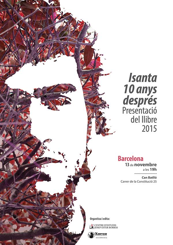 Cartell web_Llibre Isanta (Barcelona)