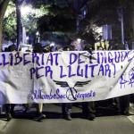 Comunicat de les detingudes de l'última fase de l'Operació Pandora que actualment es troben al carrer