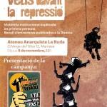 [Manresa] Presentació de llibre + xerrada + sopador a La Ruda