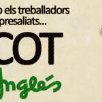 Davant la repressió, la lluita no s'atura: Boicot al Corte Inglés!