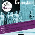30 de gener|Jornada feminista a la Ruda