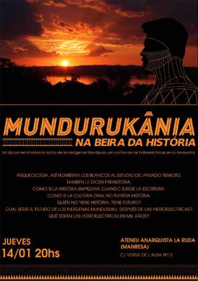 Mundurukania