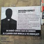 Reacció dels reaccionaris a la campanya de canvi de noms dels carrers a Berga