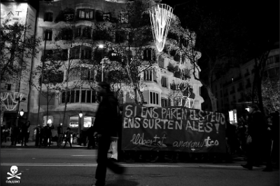 Llibertat preses anarquistes