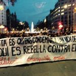 Concentració demà 31 de març a Manresa en solidaritat amb les anarquistes preses