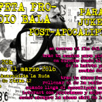 11-m 20h.|Kafeta per Ràdio Bala