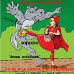 14 abril|Cafeta pel gimnàs de l'Ateneu Anarquista la Ruda