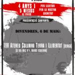 Xerrada solidària amb imputades de Girona per la Vaga General 2012