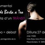 [Berga] Documental Història d'un trànsit amb Teo Valls
