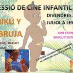 Cinema infantil a Berga