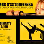 11 d'octubre | Inici del taller d'autodefensa