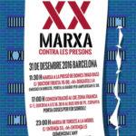 XX Marxa contra les presons