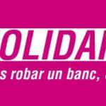 21 Gener | Solidaritat amb les companyes acusades d'expropiar bancs