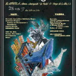 25 de març | Kafeta tatto-cirkus a l'Ateneu Anarquista la Ruda