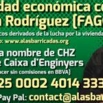 Solidaritat econòmica amb Ruyman de la Federació Anarquista de Gran Canària
