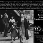 22 d'abril 17:30   A 80 anys dels fets de maig