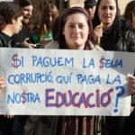 Joan Busquets: «La corrupción una práctica del franquismo que no ha muerto»