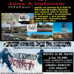 11 de maig 19h.30 | Xerrades de la ZAD i de les revoltes a França a la Ruda