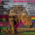 16 de juliol | Xerrades i concerts de solidaritat contra la repressió a la Ruda