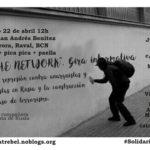 Dijous 19 d'abril: xerrada sobre la repressió a anarquistes i antifeixistes a Rússia