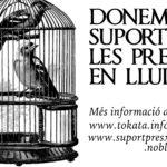 Acte en solidaritat a Lledoners amb els presos i preses en vaga de fam d'arreu de l'estat