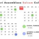 [Salvem Coll de Pal] Calendari d'assemblees