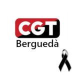[CGT Berguedà] Accident mortal a la mina